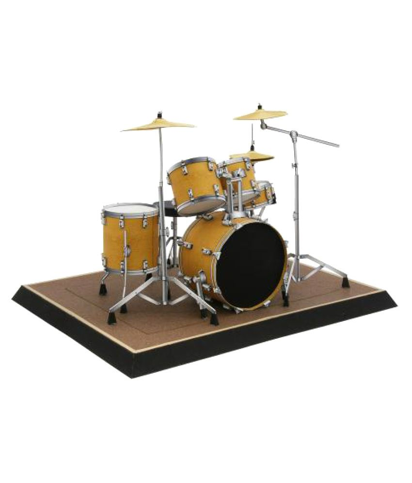 U T Creation Drum Set Art Book