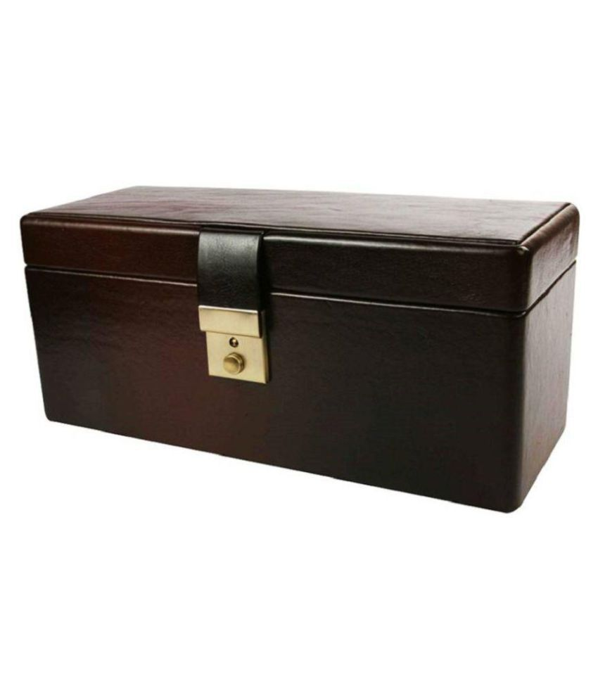 Shokeen Brothers Brown Jewellery Box
