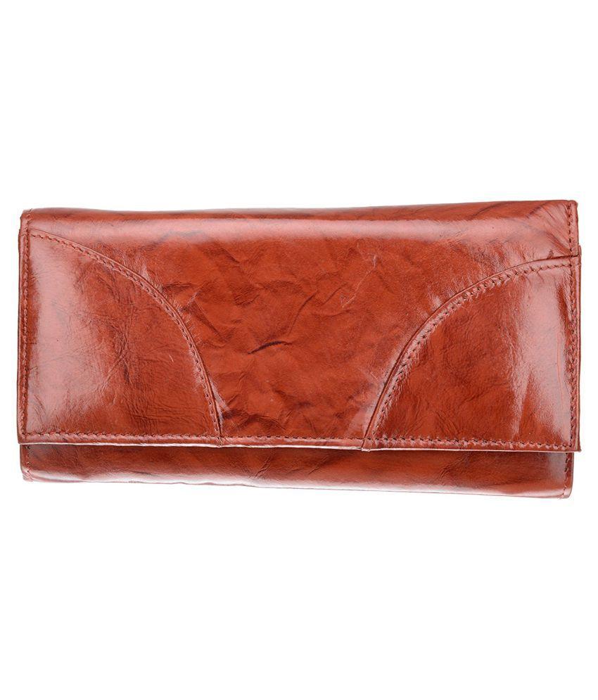 Maskino Tan Wallet