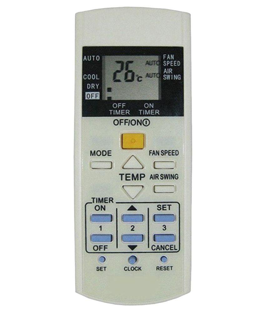 Panasonic AC-29 AC Remote Compatible with Panasonic Split AC