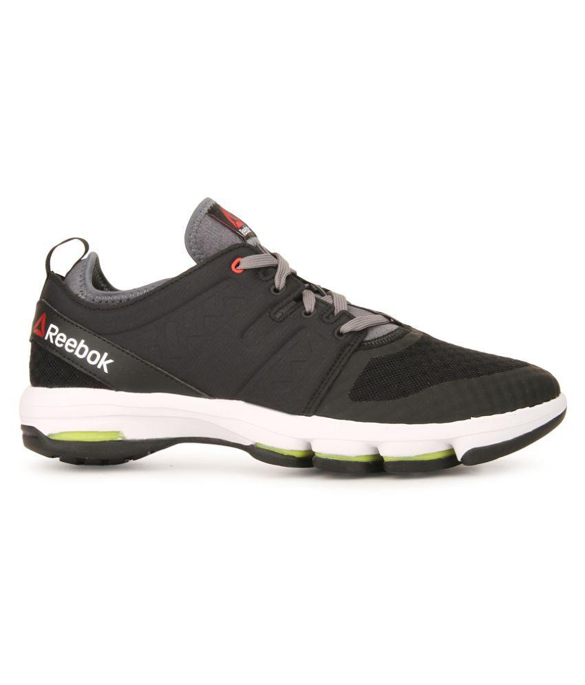 799385e69837c6 Reebok Cloudride Dmx Black Training Shoes Reebok Cloudride Dmx Black Training  Shoes ...