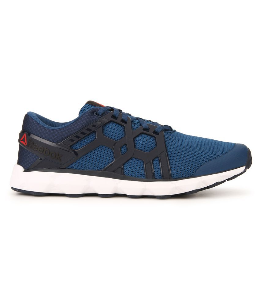 031b13199ea Reebok Hexaffect Run 4.0 Mtm Blue Running Shoes - Buy Reebok ...