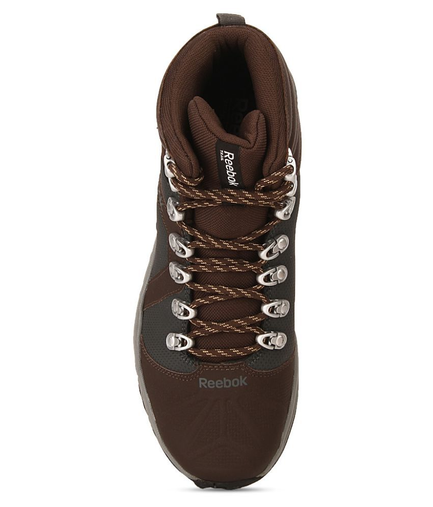 Reebok Outdoor Voyager Mid Brown Training Shoes - Buy Reebok Outdoor ... 86ebdb59f