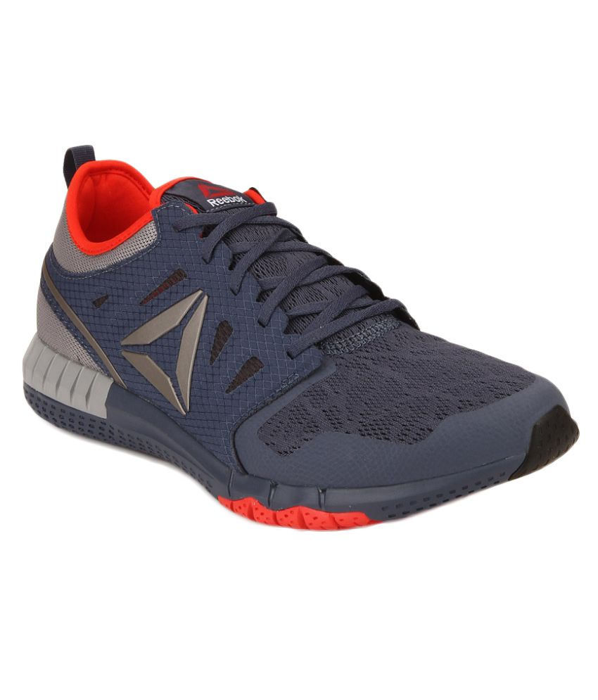 Reebok Zprint 3D Gray Running Shoes - Buy Reebok Zprint 3D Gray Running  Shoes Online at Best Prices in India on Snapdeal e0afa8cde