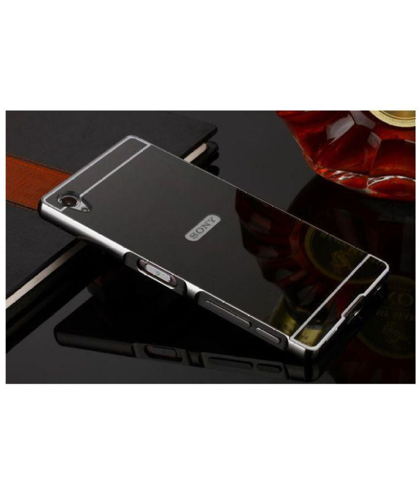 pretty nice 27d6b 84844 Sony Xperia Z5 Dual Cover by NKARTA - Black