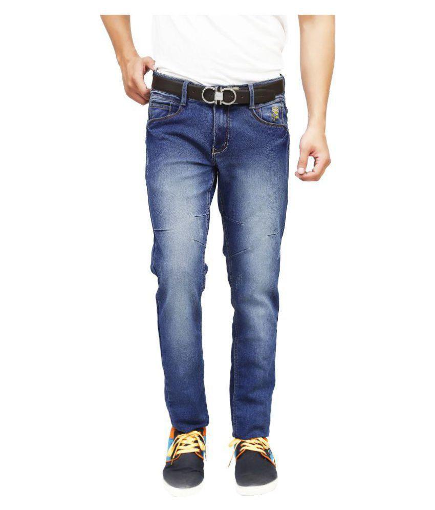 Uber Urban Blue Slim Jeans