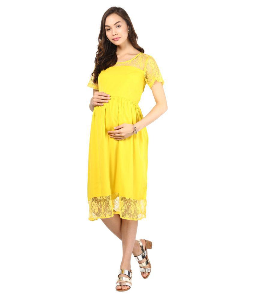Mine4nine Cotton Dresses