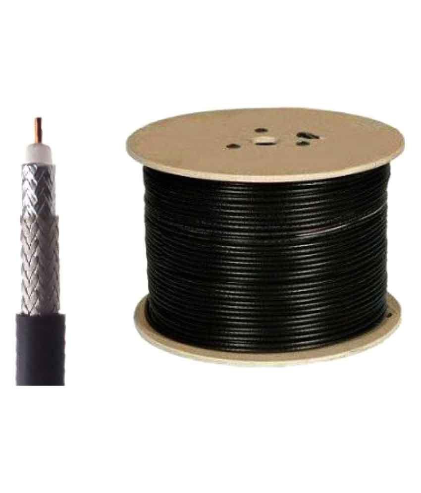 Lintratek LMR 400 Cable 3200 3G Black