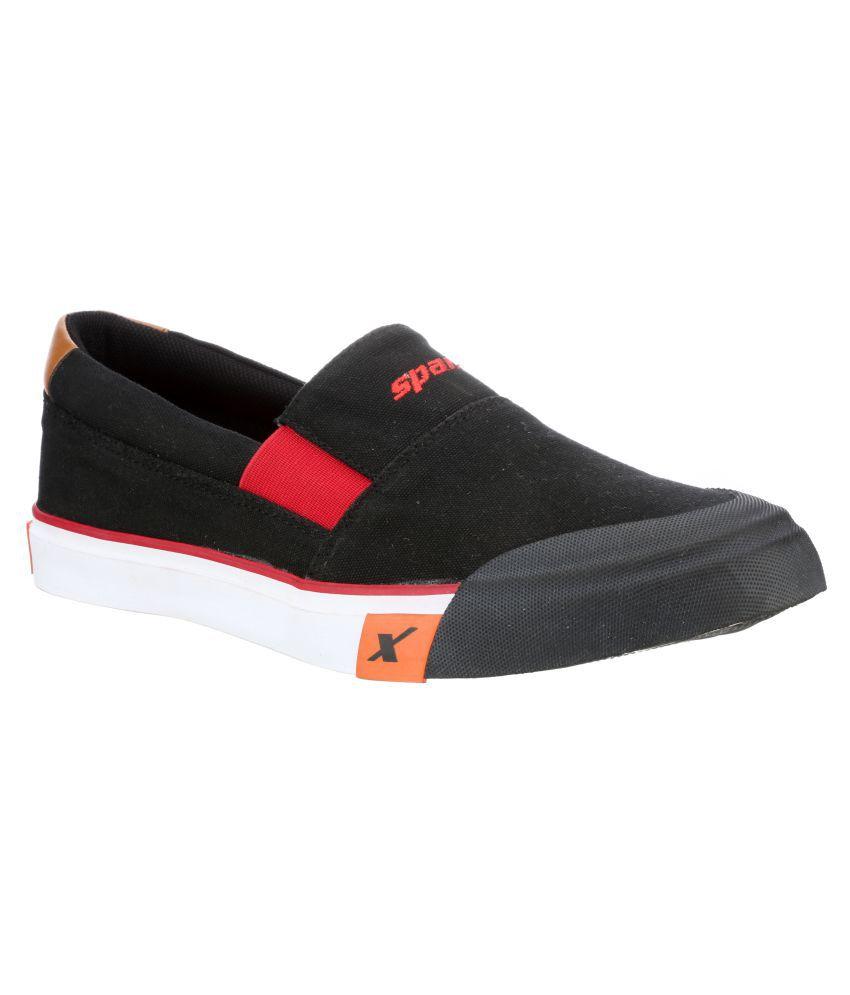 Sparx Sneakers Black Casual Shoes - Buy Sparx Sneakers ...