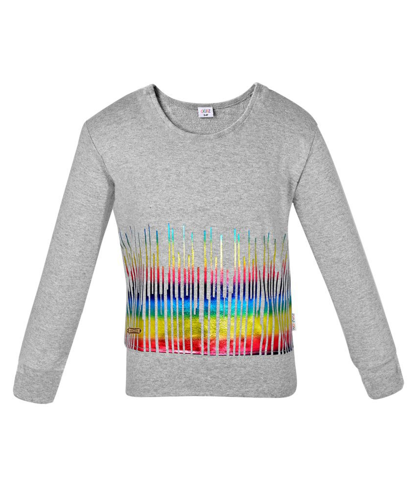 Gkidz Grey Sweatshirt