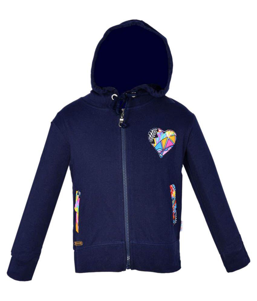 Gkidz Navy Fleece Sweatshirt