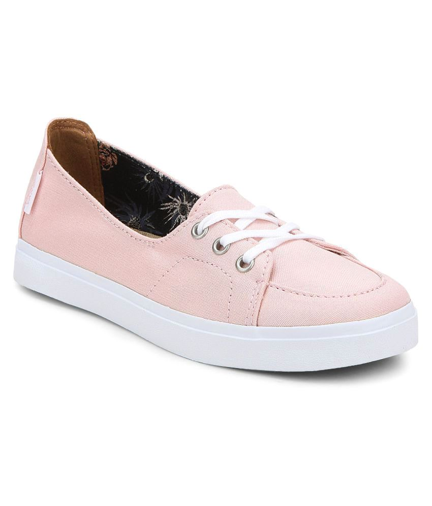 Vans Pink Sneakers Price in India- Buy Vans Pink Sneakers Online at Snapdeal 8e3e3a329595
