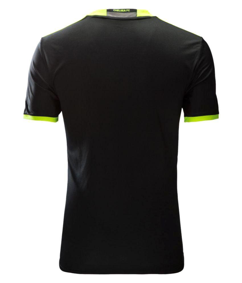 Chelsea Black full sleeves football jersey Chelsea Black full sleeves football  jersey aa563f3bc