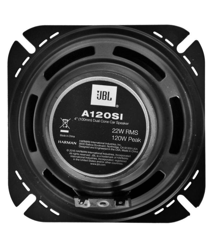 jbl car speakers. jbl a120si -120w coaxial car speakers jbl i