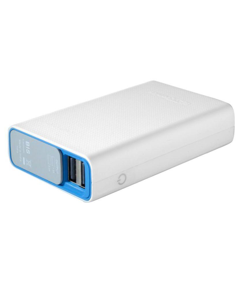 Portronics Tork 10050 mAh Dual USB Ports Power Bank 10050 mAh Li-Ion Power Bank