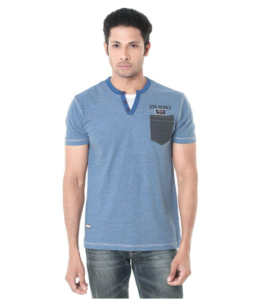 Wexford Multi Henley T-Shirt