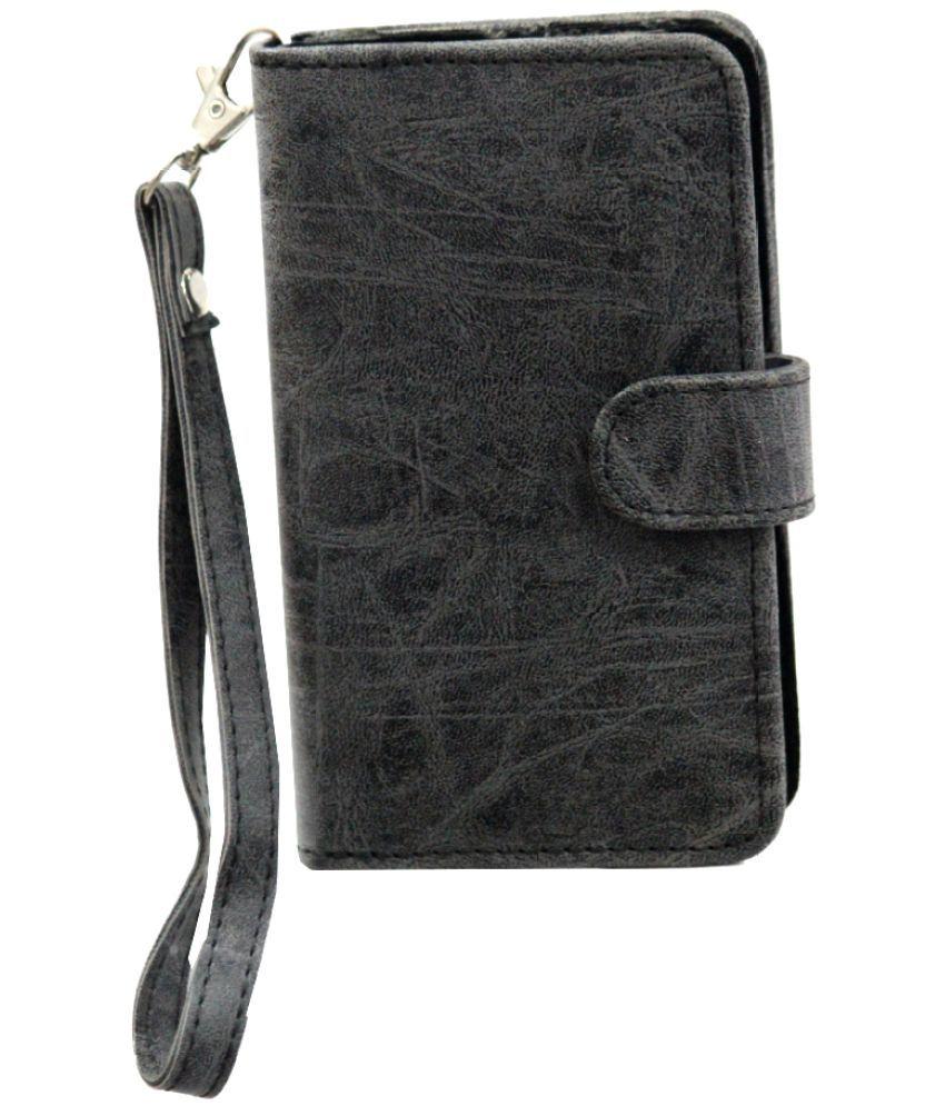 Samsung Galaxy Note 7 Flip Cover by Jojo - Grey