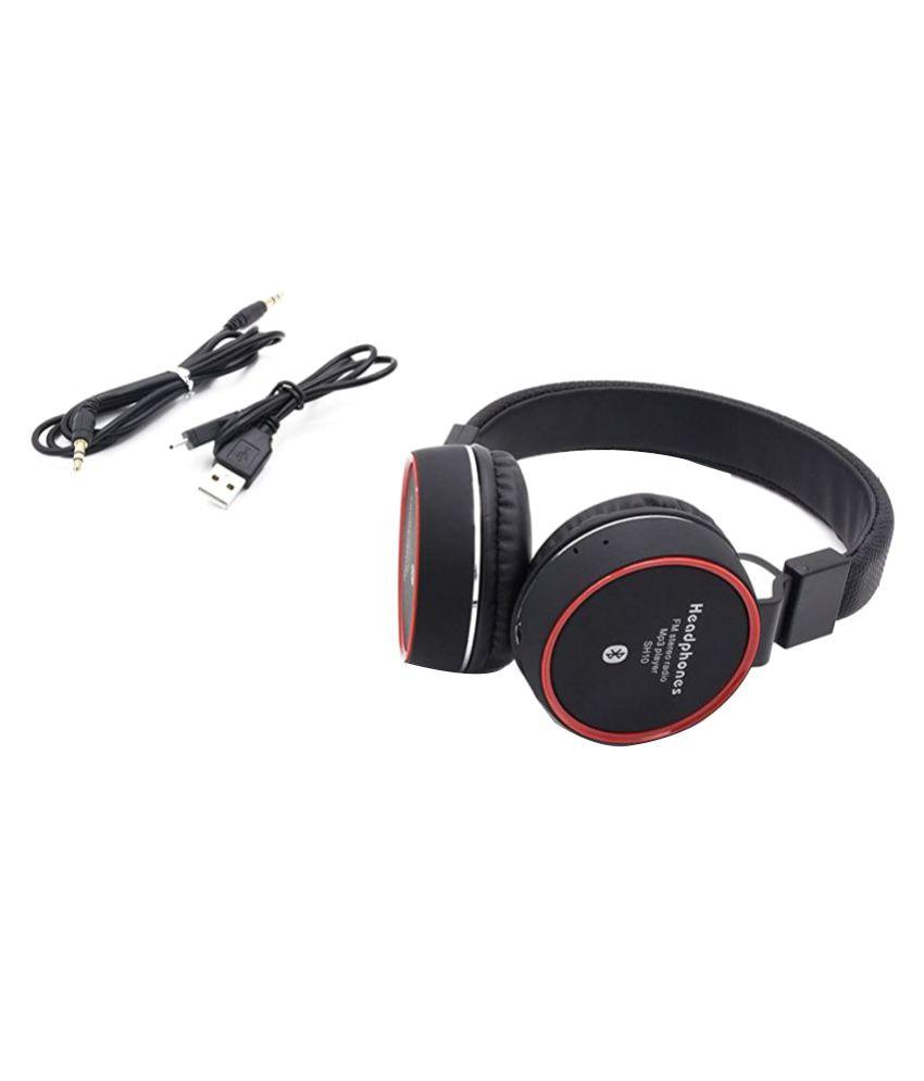 CouchCommando Bird x2 Wireless Bluetooth Headphone Black