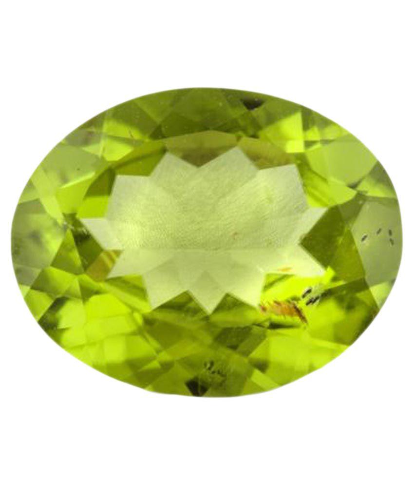 pitliya jewellers 3 - 3.5 -Ratti Self certified Peridot