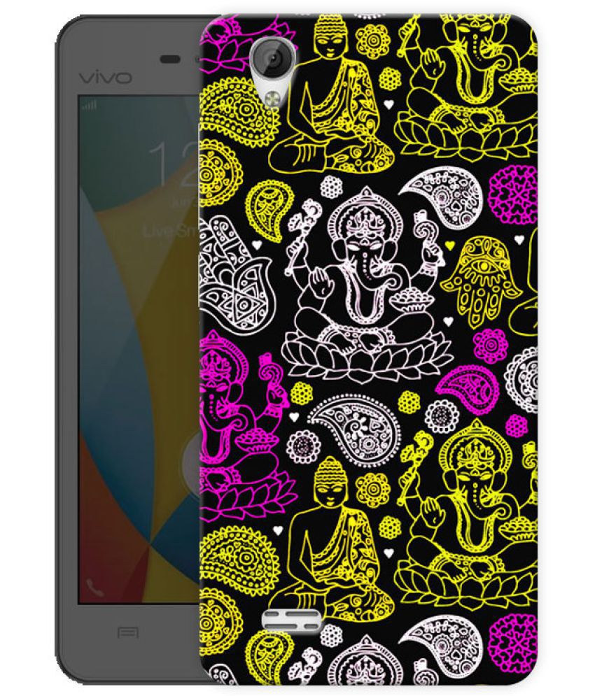 on sale 6db26 2857f Vivo Y31L Printed Cover By ULTA ANDA - Printed Back Covers Online at ...