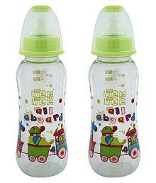 Mee Mee Green Baby Premium 150ml Feeding Bottle   Pack Of 2