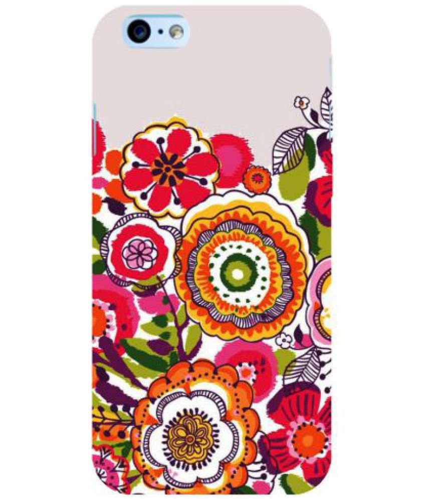 Apple iPhone 6 3D Back Covers By Fuson