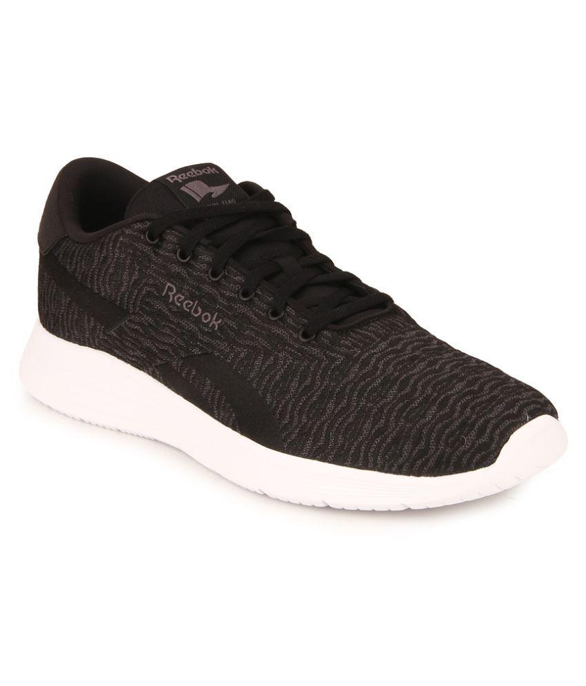 reebok royal ec ride jaq black running shoes buy reebok royal ec rh snapdeal com