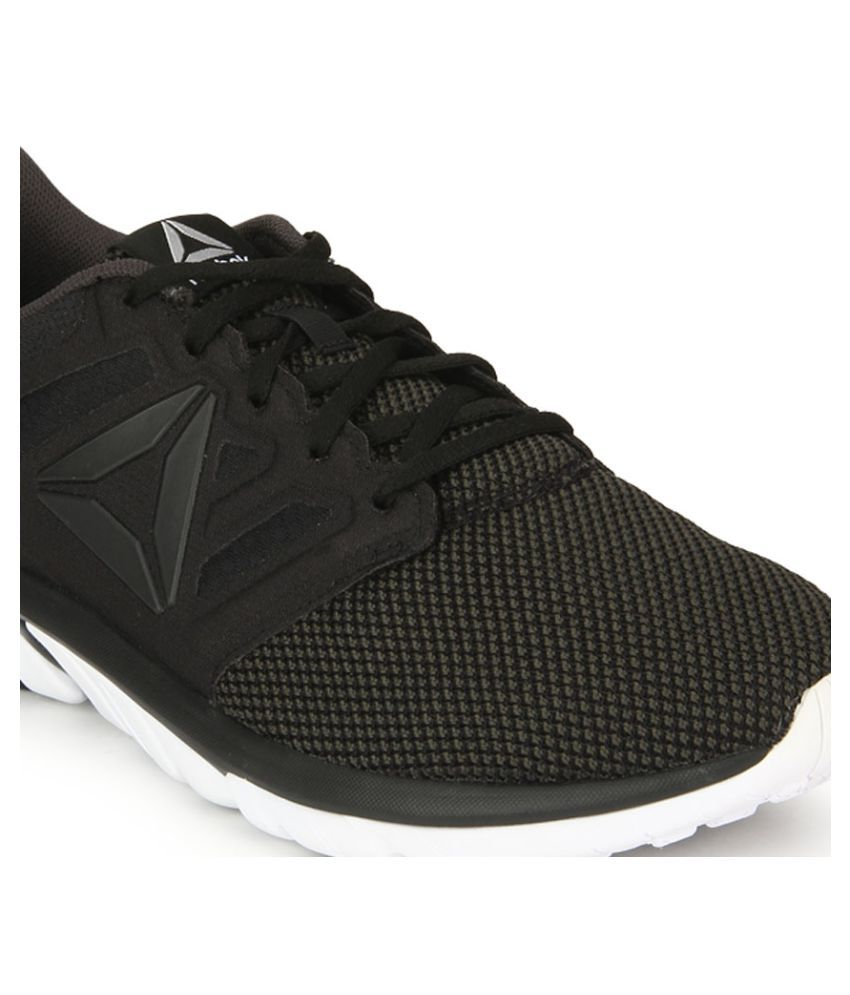 7b170bed56f3b8 Reebok REEBOK ZSTRIKE RUN SE Black Running Shoes - Buy Reebok REEBOK  ZSTRIKE RUN SE Black Running Shoes Online at Best Prices in India on  Snapdeal