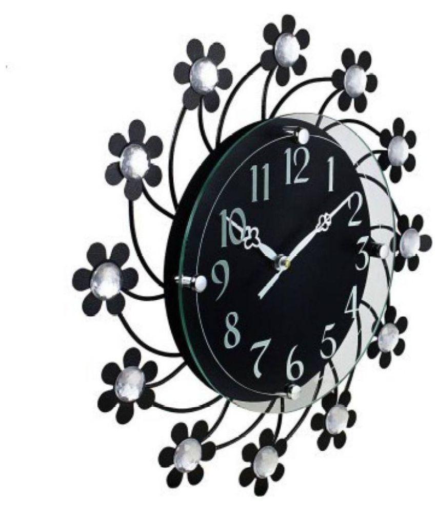 Wallace Circular Analog Wall Clock Victor 301 21 Buy Wallace