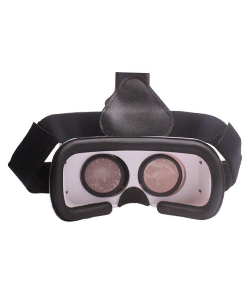 Beyond Time 3D Bioscope Virtual Reality Glasses - White Both (Android and  iOS) Play 3D Games, Watch 3 D Movies
