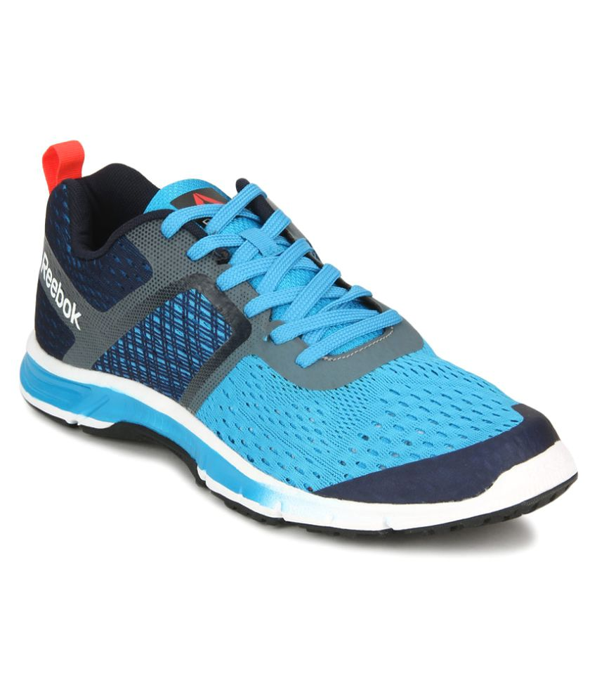 f29cce7c9714 Reebok Ride One Blue Running Shoes - Buy Reebok Ride One Blue Running Shoes  Online at Best Prices in India on Snapdeal