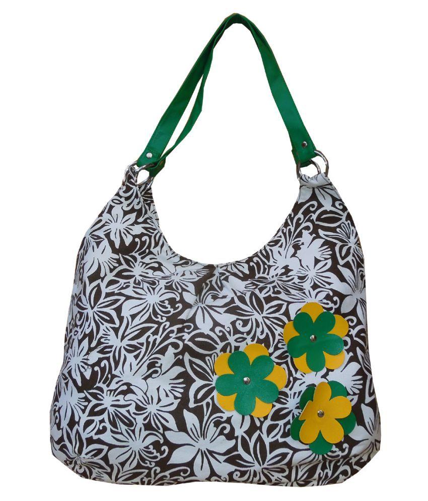 Spice Art Multi Canvas Cloth Shoulder Bag