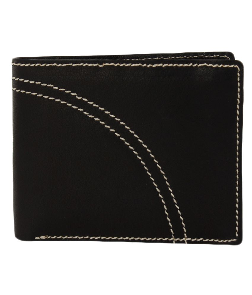 Brand Quotient Black Leather Formal Belts