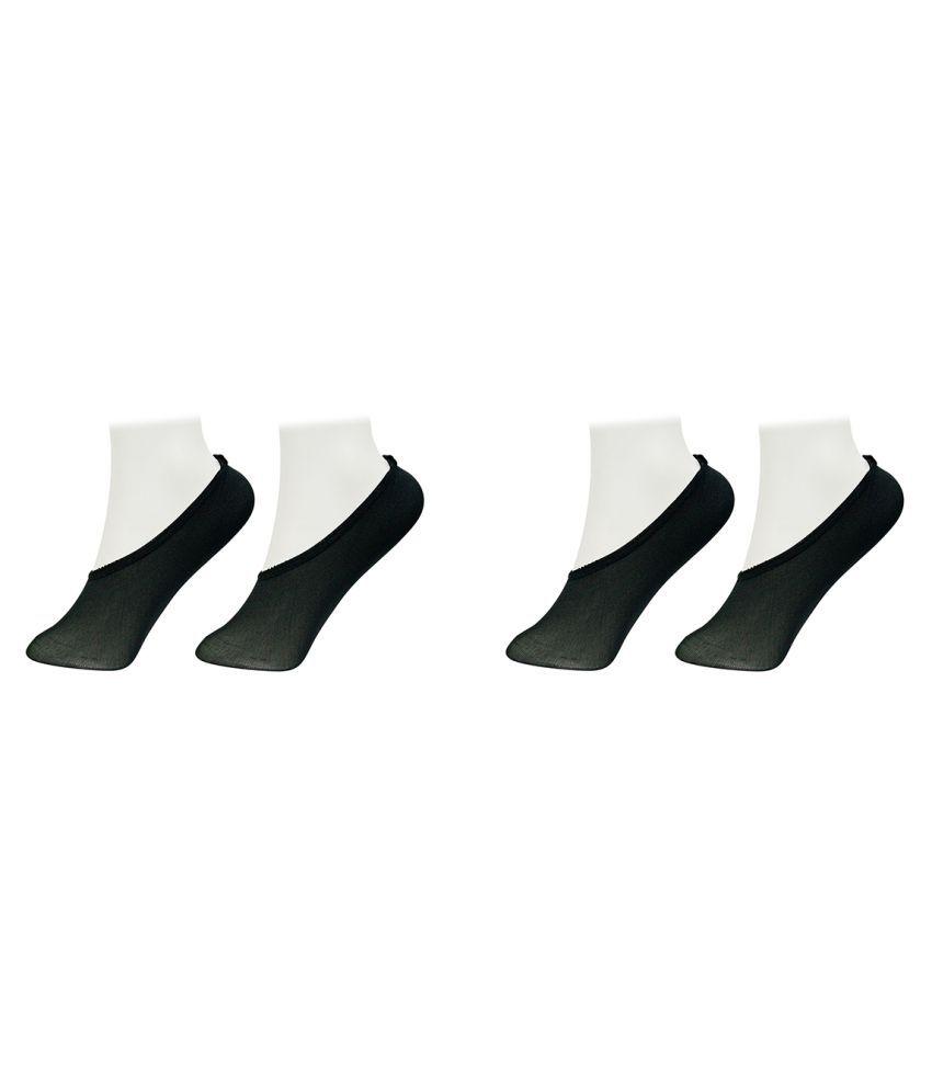 Gold Dust Black Socks - Pack of 2