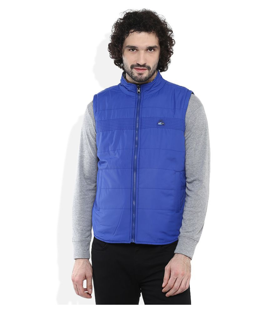f2e6f80345e43 Monte Carlo Blue Reversible Jacket - Buy Monte Carlo Blue Reversible Jacket  Online at Best Prices in India on Snapdeal
