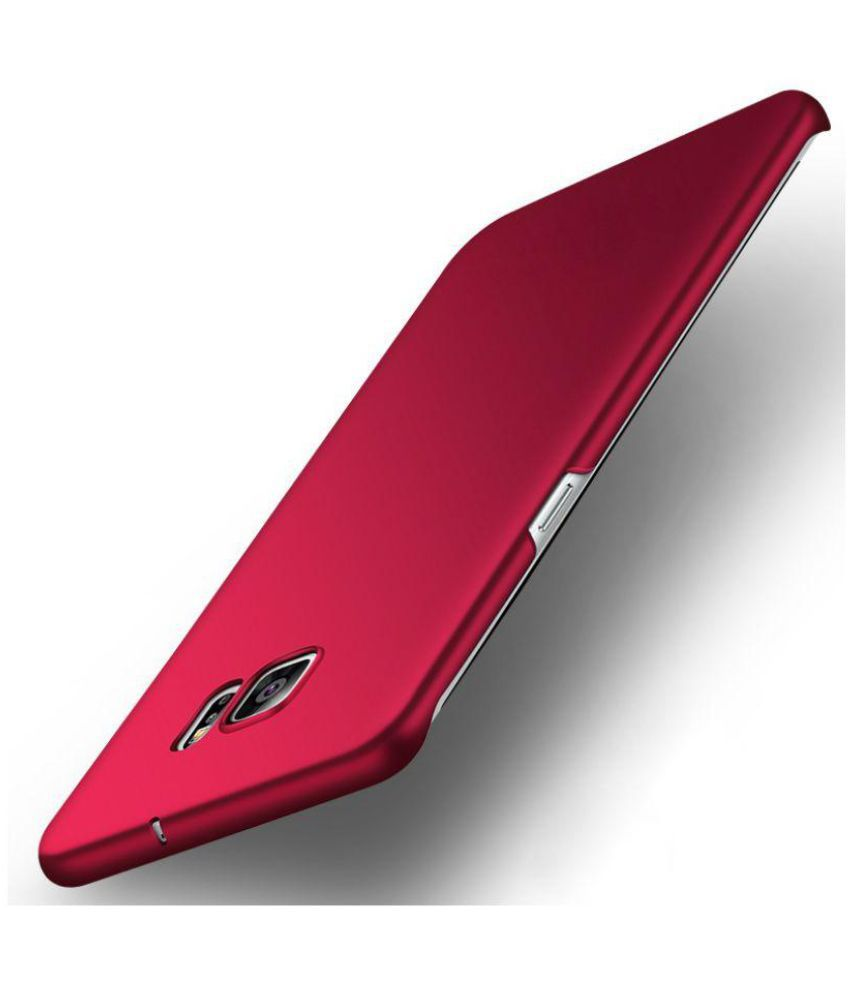 buy online 4c0a7 3d6d5 Samsung Galaxy S6 Edge Cover by Wow Imagine - Red