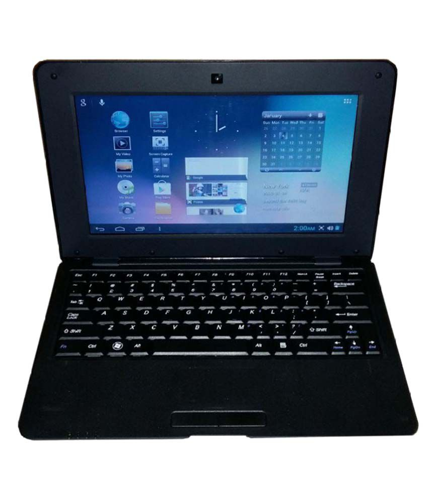 Vox Alpha VN-01 Netbook ARM Cortex 32 MB 25.65cm(10.1) Android 4.1 Not Applicable Black Snapdeal Rs. 4999.00