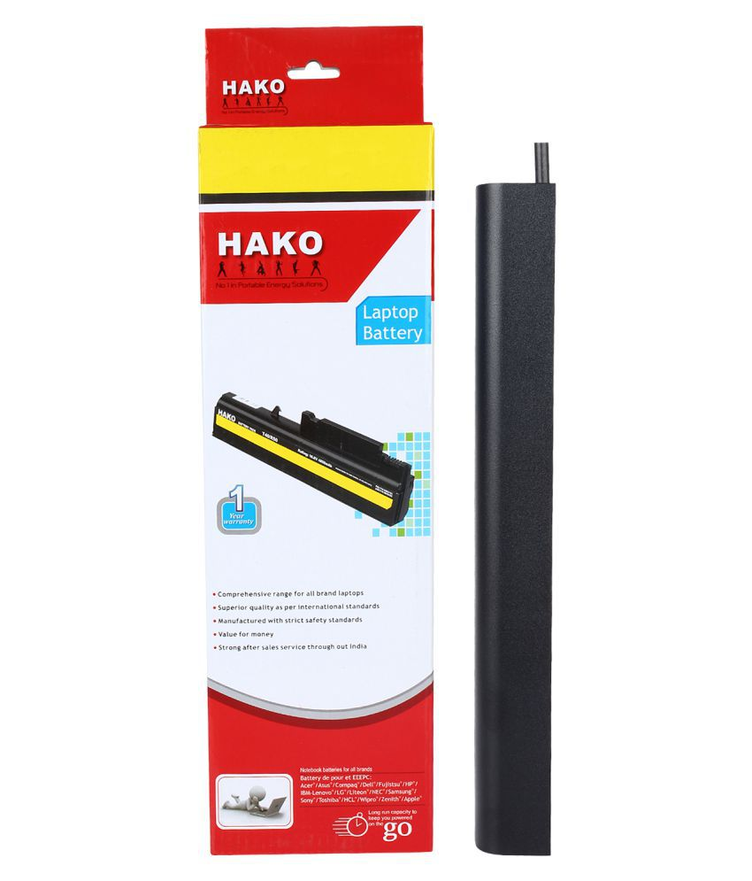 Hako Laptop battery Compatible For HP L2V41EA