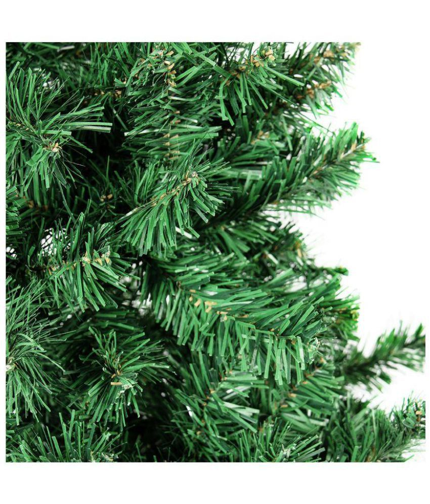 Buy Christmas Tree India: Skycandle Plastic Christmas Tree Green: Buy Skycandle