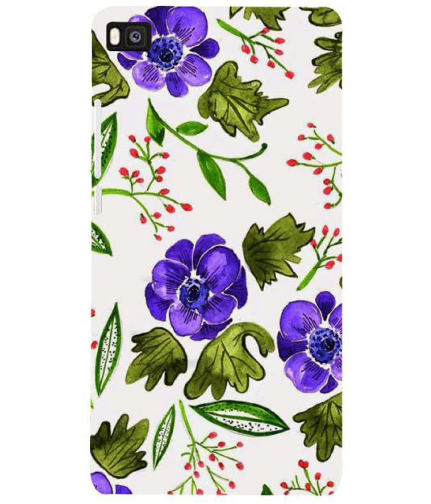 Huawei Honor P8 3D Back Covers By Fuson