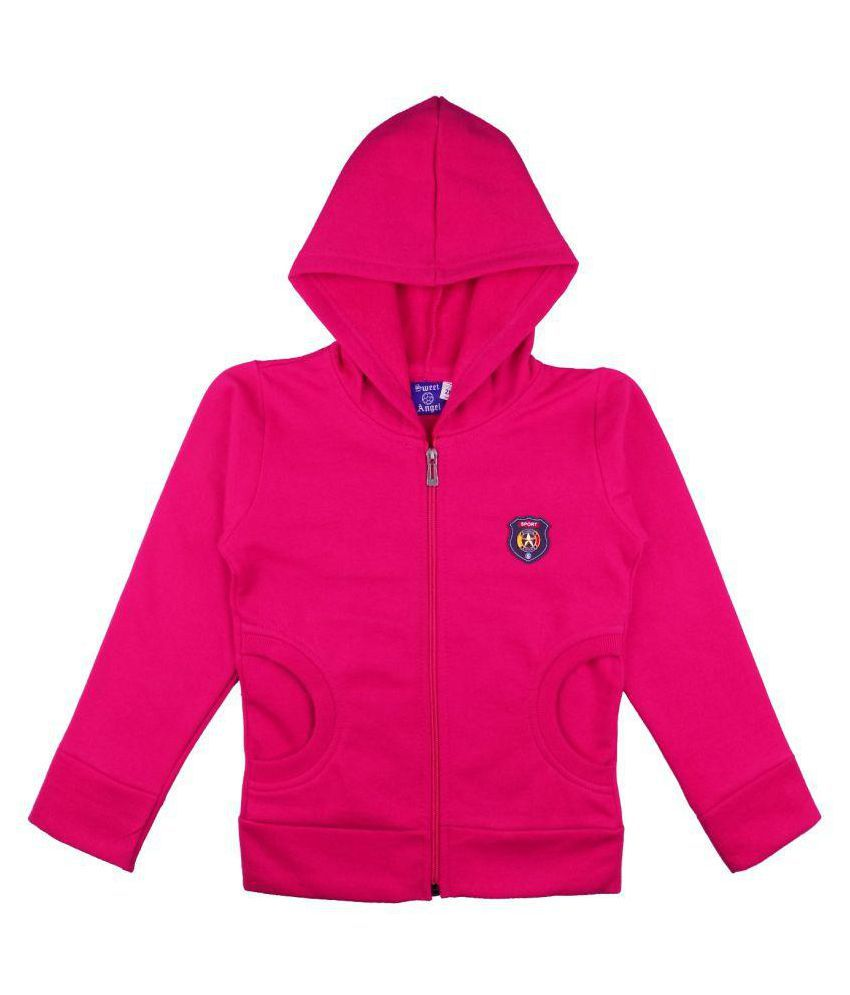 Sweet Angel Pink Sweatshirt