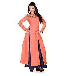 Dayani Enterprise Silk Palazzos With Tunics