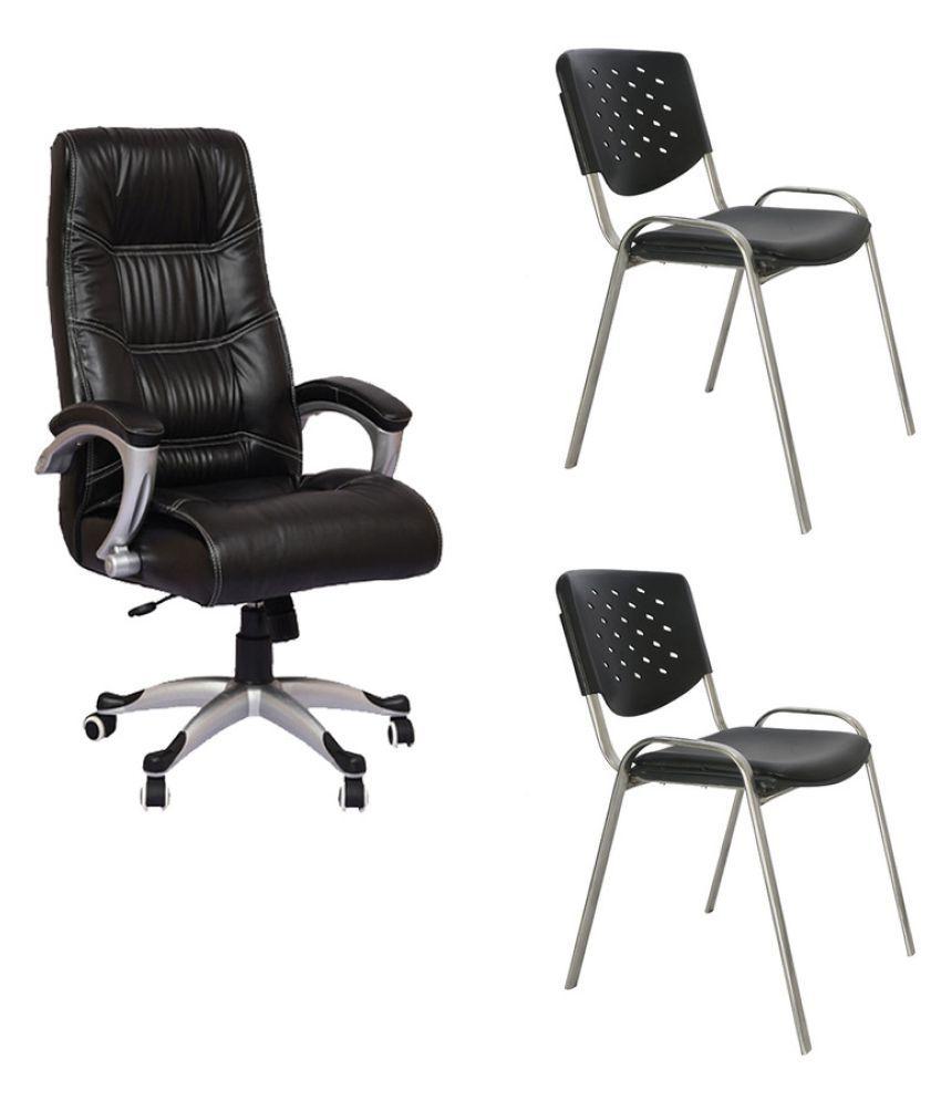 Hi5 Seating Regal High Back fice Chair Buy 1 Get 2