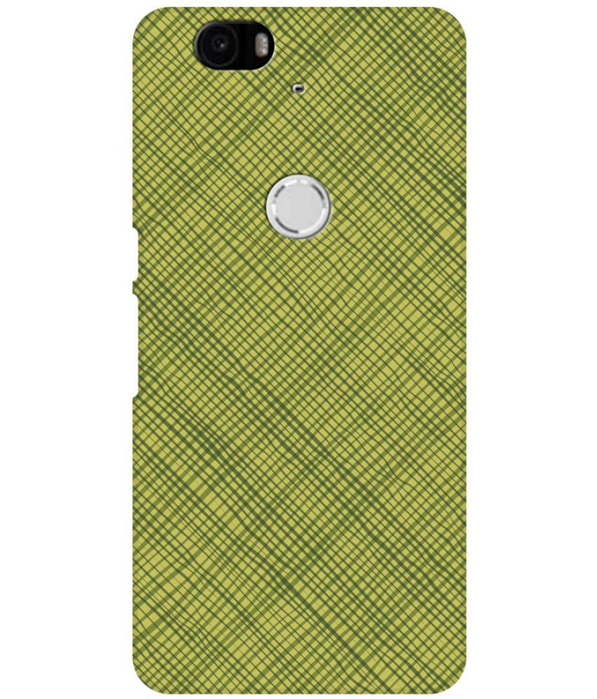 Google Nexus 6P Printed Cover By SWANK THE NEW SWAG