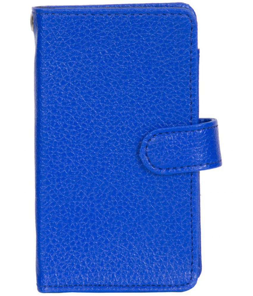Motorola Razr V xt Holster Cover by Senzoni - Blue