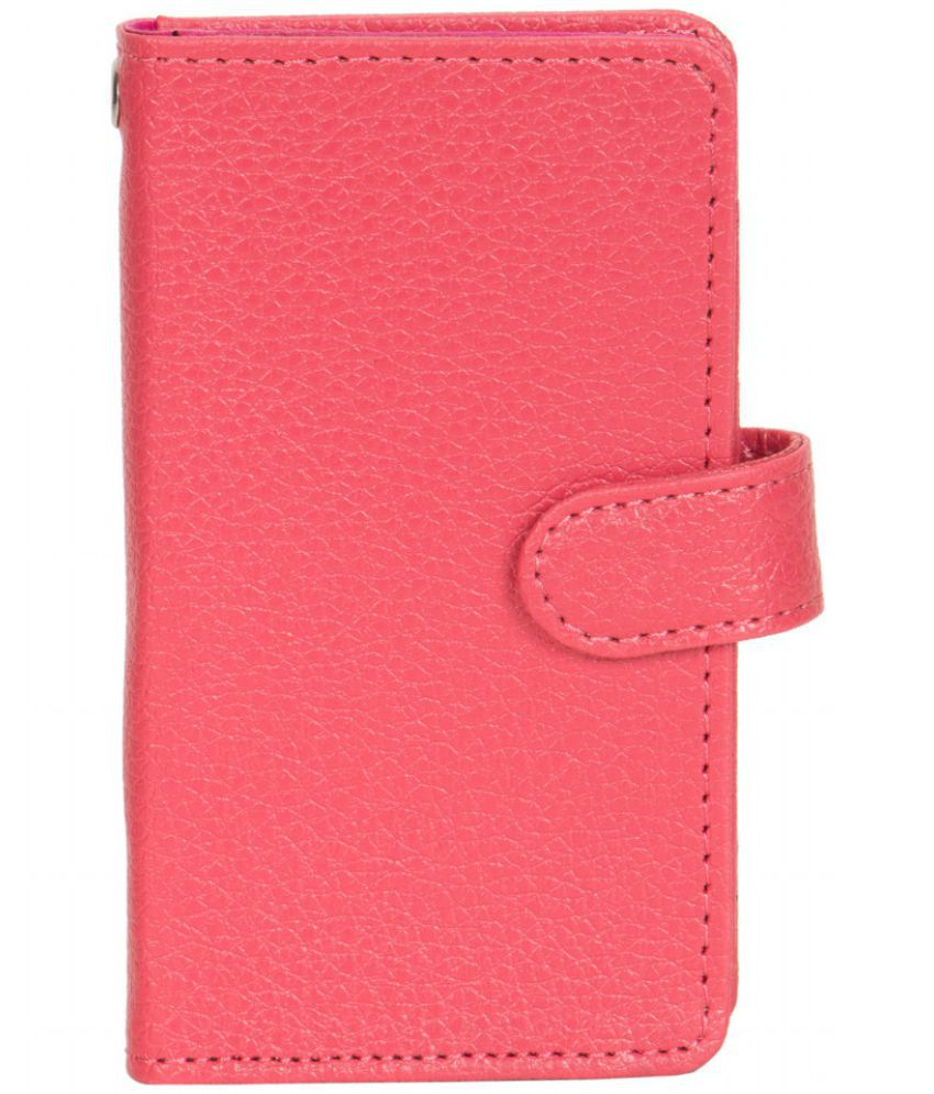 ZTE Q519T Holster Cover by Senzoni - Pink
