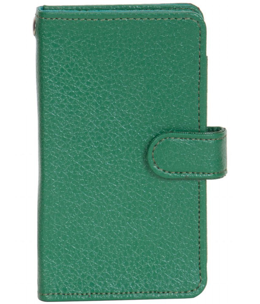 Samsung Galaxy Ace 3 Holster Cover by Senzoni - Green