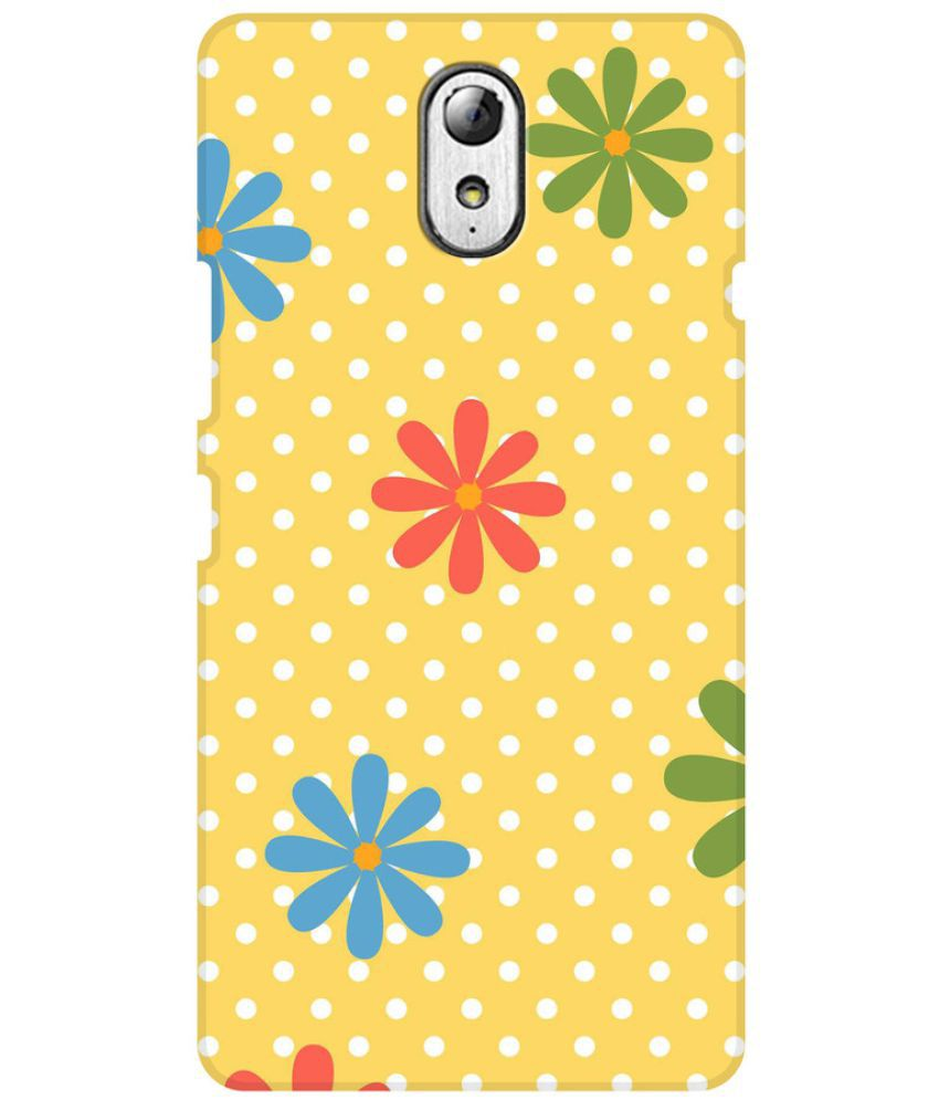 Lenovo Vibe P1M Printed Cover By SWANK THE NEW SWAG