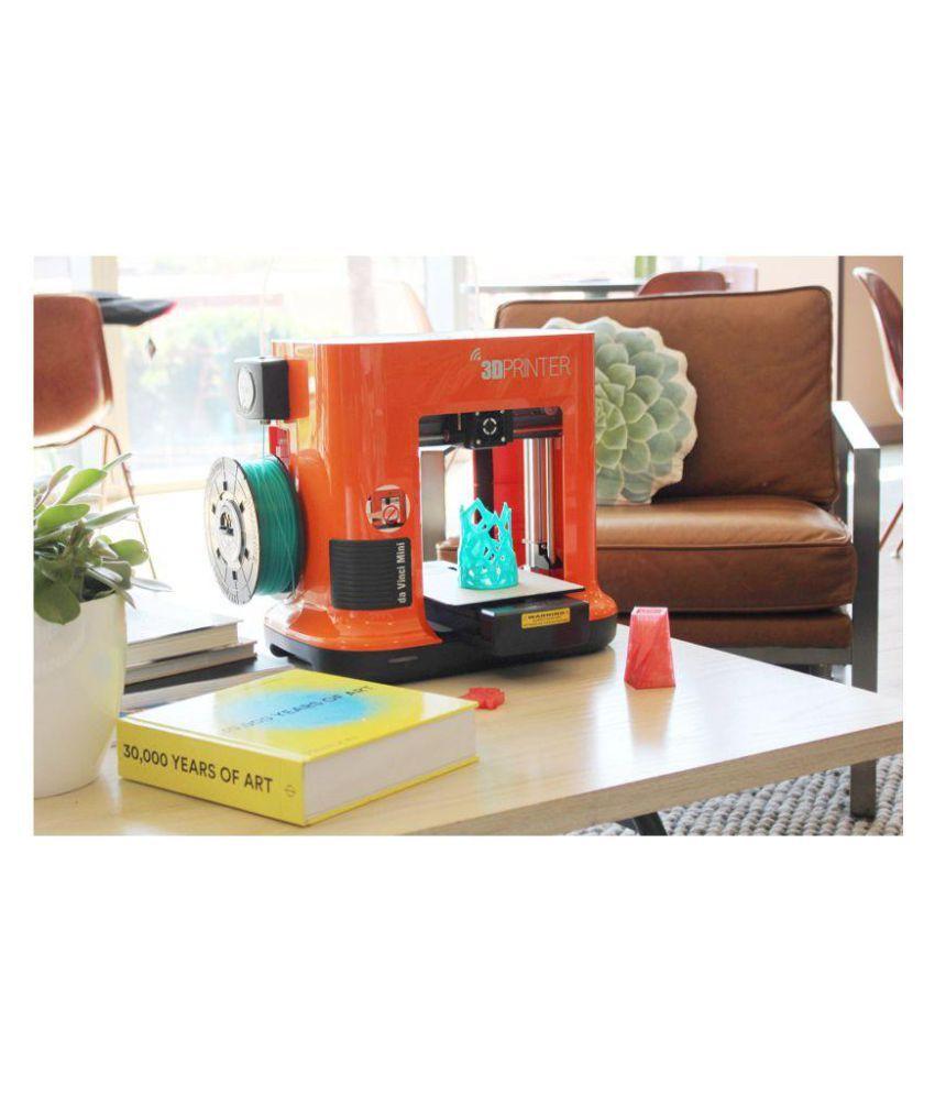 XYZprinting Da Vinci Mini Single Function Colored 3D Printer