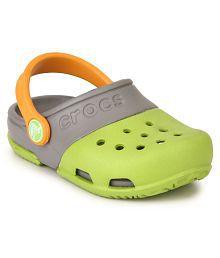 Crocs Green Croslite For Kids
